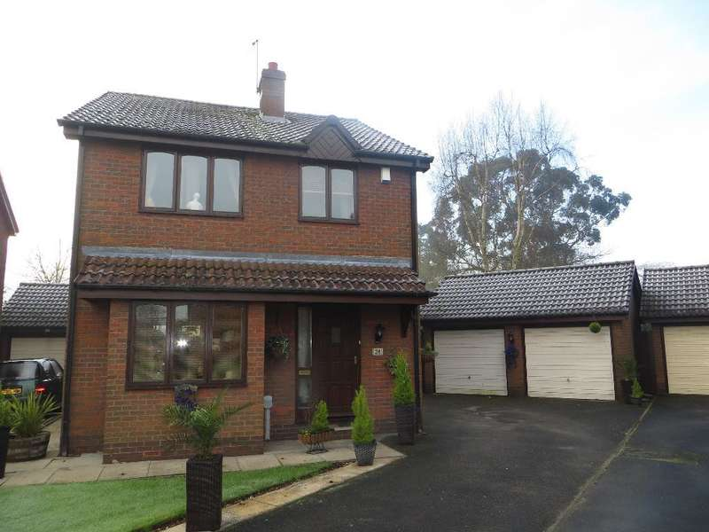 3 Bedrooms Detached House for sale in Spencer Close, Cottingham, HU16 5NR