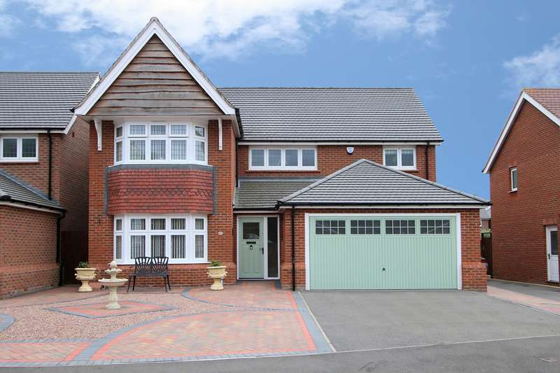 4 Bedrooms Detached House for sale in Conference Way, Stourport-on-Severn, DY13