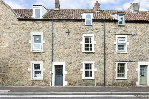 2 Bedrooms Terraced House for sale in Vallis Road, Frome