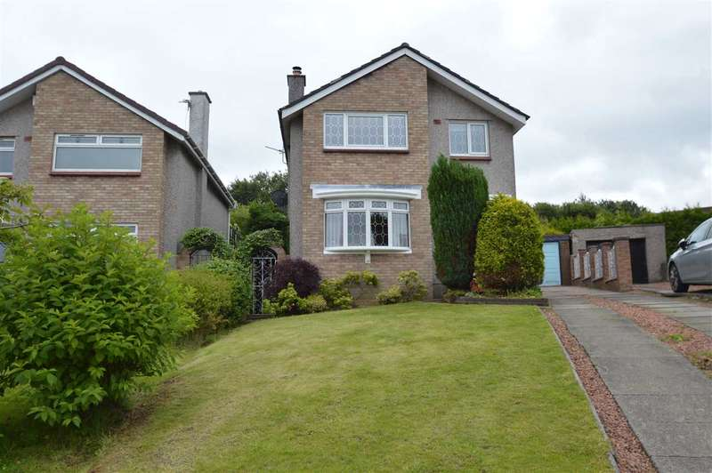 3 Bedrooms Detached House for sale in Brackenhill Drive, Hamilton