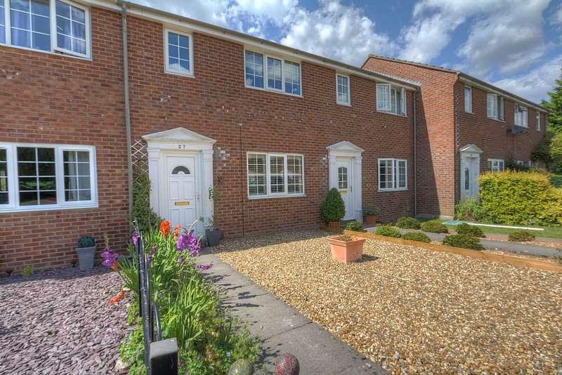 3 Bedrooms Terraced House for sale in Brookmead, Southwick, Trowbridge, Wiltshire, BA14 9QJ