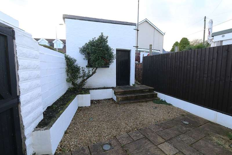 2 Bedrooms End Of Terrace House for sale in Cemetery Road, Aberdare, Caerdydd, CF44 8HL