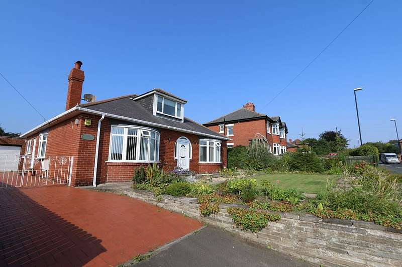 4 Bedrooms Detached Bungalow for sale in Gillas Lane East, Houghton Le Spring, Tyne and Wear, DH5 8LB