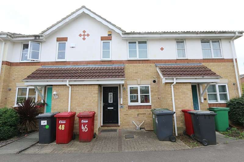 2 Bedrooms Terraced House for sale in Richards Way, Slough, Berkshire, SL1 5EU
