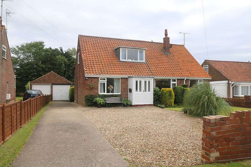 3 Bedrooms Detached Bungalow for sale in Bempton Lane, Flamborough, Bridlington, East Yorkshire, YO15 1PR