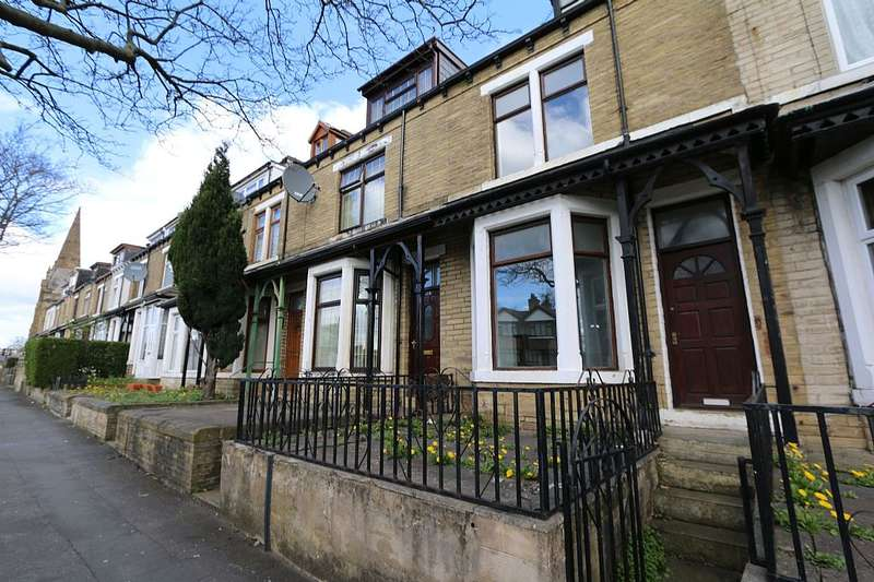 4 Bedrooms Terraced House for sale in Horton Grange Road, Bradford, West Yorkshire, BD7 2DP