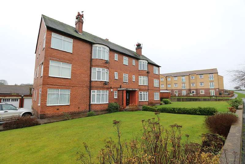 2 Bedrooms Flat for sale in Montgomery Court, Sandybed Lane, Scarborough, North Yorkshire, YO12 5LW