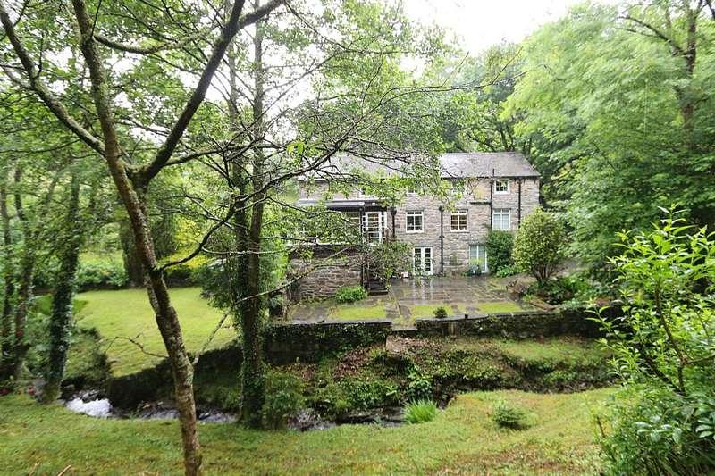 4 Bedrooms Detached House for sale in Maentwrog, Blaenau Ffestiniog, Gwynedd, LL41