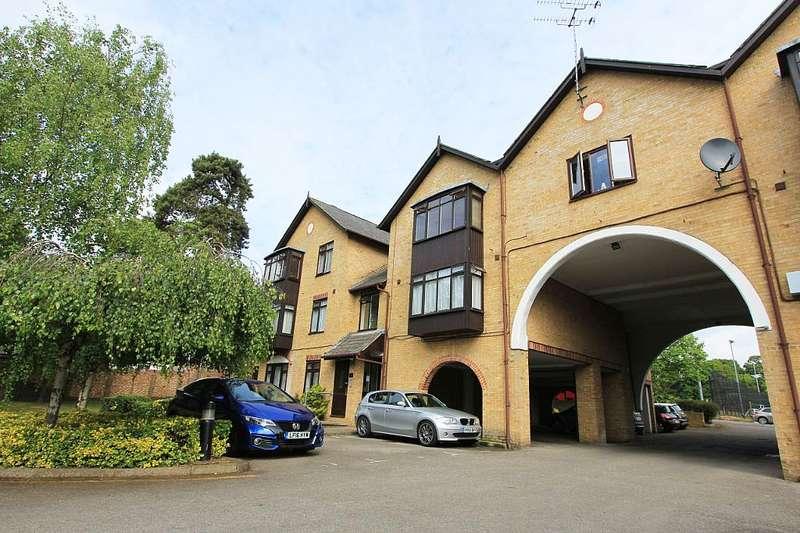 1 Bedroom Apartment Flat for sale in Parkside Lodge, 101 Erith Road, Belvedere, Kent, DA17