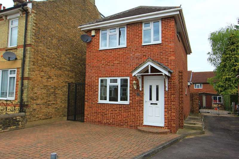 2 Bedrooms Detached House for sale in Queens Avenue, Snodland, Kent, ME6 5BL