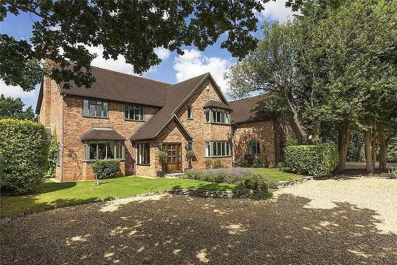 7 Bedrooms Detached House for sale in Long Marston Road, Welford on Avon, Stratford-upon-Avon, Warwickshire, CV37 8AF