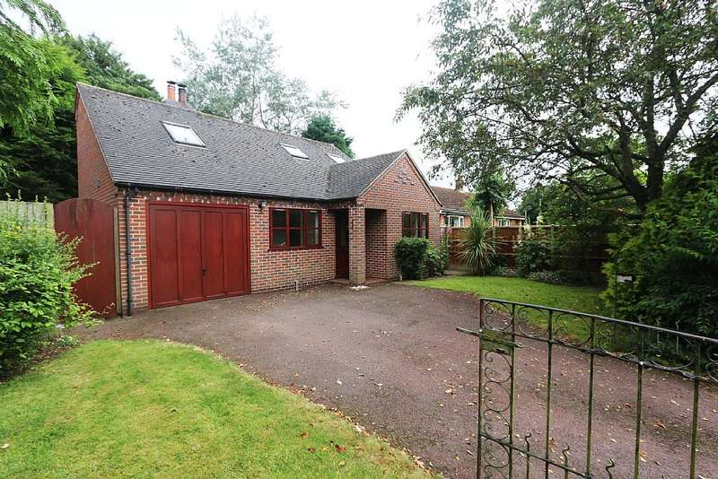 3 Bedrooms Detached House for sale in Church Road, Church Broughton, Derby, Derbyshire, DE65 5BD