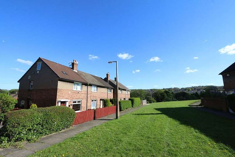 3 Bedrooms End Of Terrace House for sale in Windermere Road, Baildon, Shipley, West Yorkshire, BD17 5RW