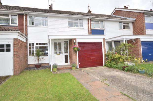 3 Bedrooms Terraced House for sale in Allen Close, Basingstoke, Hampshire