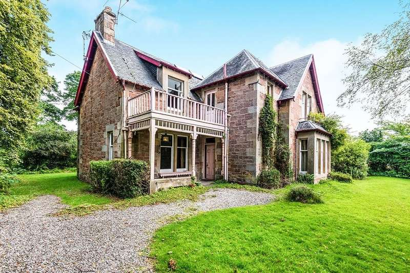 5 Bedrooms Detached House for sale in Ferry Road, Dingwall, IV15