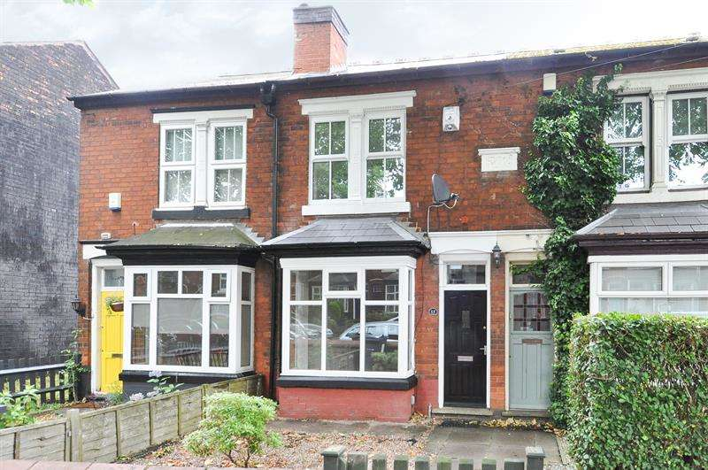 3 Bedrooms Terraced House for sale in Twyning Road, Stirchley, Birmingham