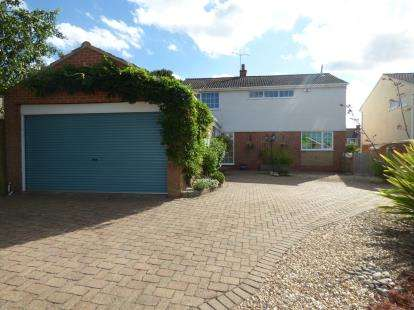 4 Bedrooms Detached House for sale in Longford Close, Wigston, Leicestershire
