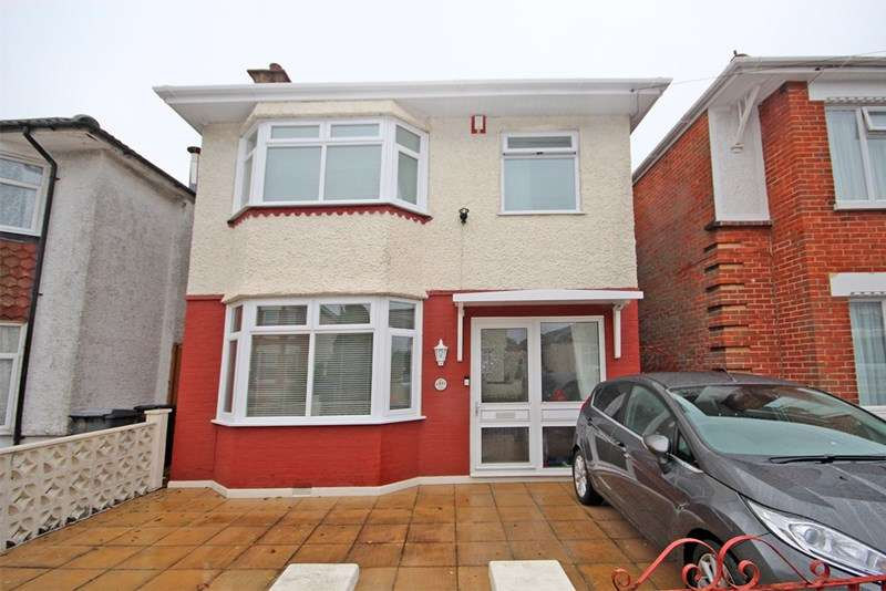 3 Bedrooms Detached House for sale in Stamford Road, Southbourne, Bournemouth
