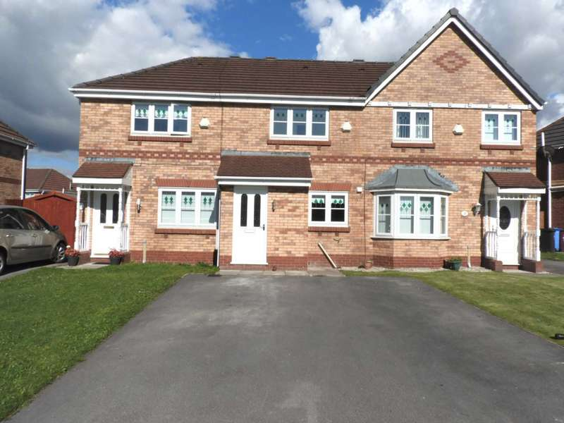 2 Bedrooms Town House for sale in Redwood Way, Shevington Park