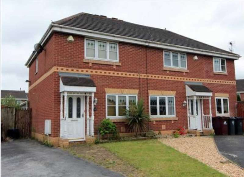 3 Bedrooms Semi Detached House for sale in Hobart Drive, Liverpool