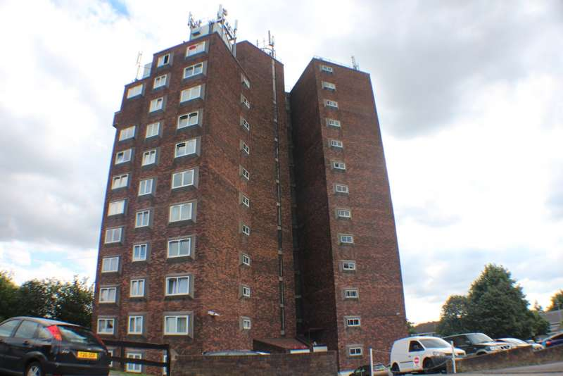 2 Bedrooms Flat for sale in Falmouth Road, Leicester, LE5