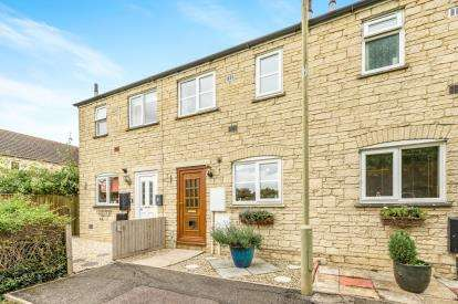 2 Bedrooms Terraced House for sale in Avocet Way, Bicester, Oxfordshire, Oxon