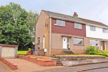 3 Bedrooms Semi Detached House for sale in Langside Drive, Kilbarchan