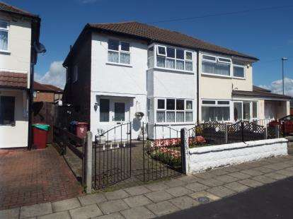 3 Bedrooms Semi Detached House for sale in Hilary Avenue, Liverpool, Merseyside, England, L14