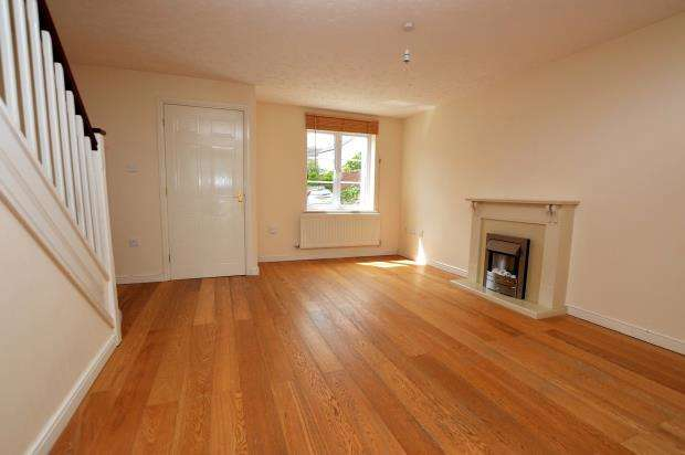 3 Bedrooms Terraced House for sale in Grassmere Way, Pillmere, Saltash, Cornwall