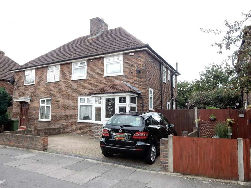 3 Bedrooms Semi Detached House for sale in Waterbeach Road, Dagenham, Essex, RM9 4AA
