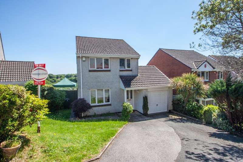3 Bedrooms Detached House for sale in Woolwell, Plymouth