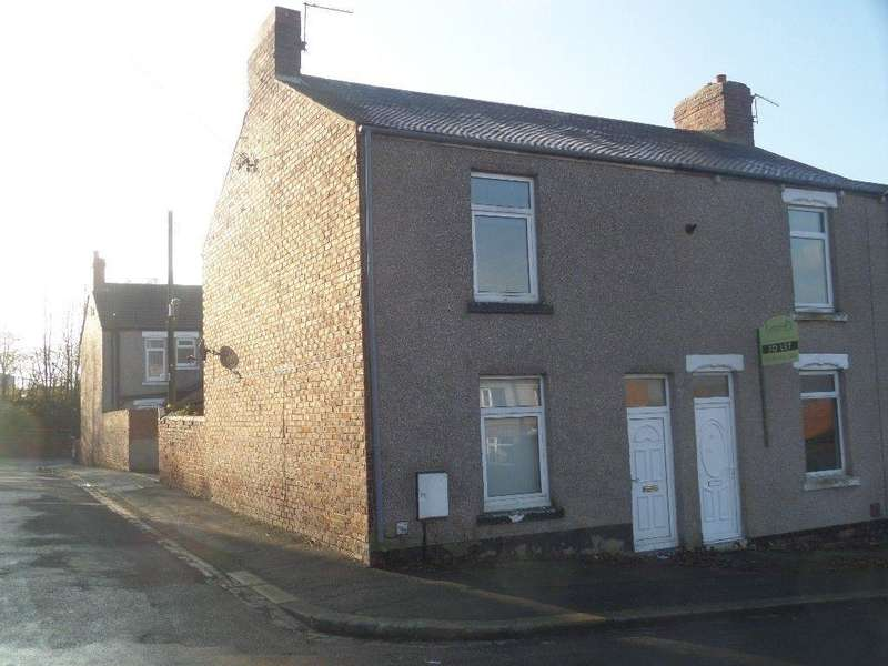 2 Bedrooms Terraced House for sale in Hawthorn Terrace, West Cornforth, DL17
