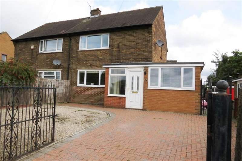 2 Bedrooms Semi Detached House for sale in Owlcotes Road, Pudsey, LS28