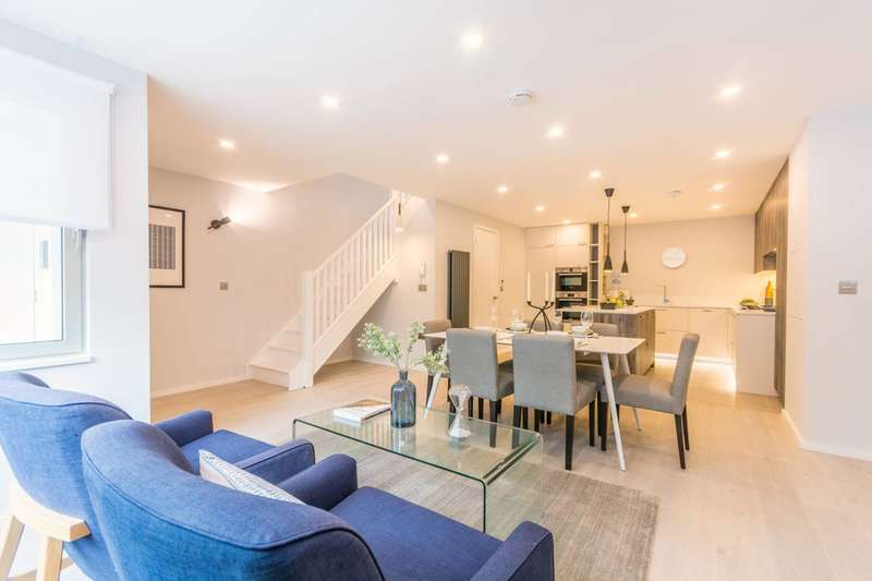 3 Bedrooms House for sale in Dockside Terrace, Rotherhithe, SE16