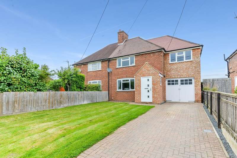 3 Bedrooms Semi Detached House for sale in Fishers Lane, Orwell, Orwell, SG8