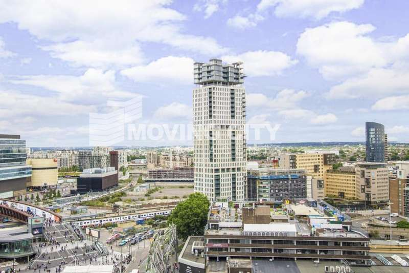 2 Bedrooms Apartment Flat for sale in Stratford Central, Stratford, London E15