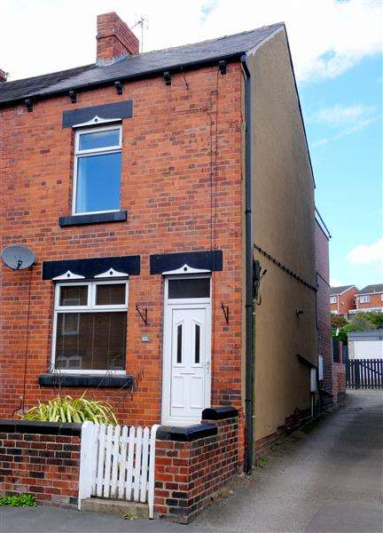 3 Bedrooms End Of Terrace House for sale in Pye Avenue, Mapplewell, Barnsley