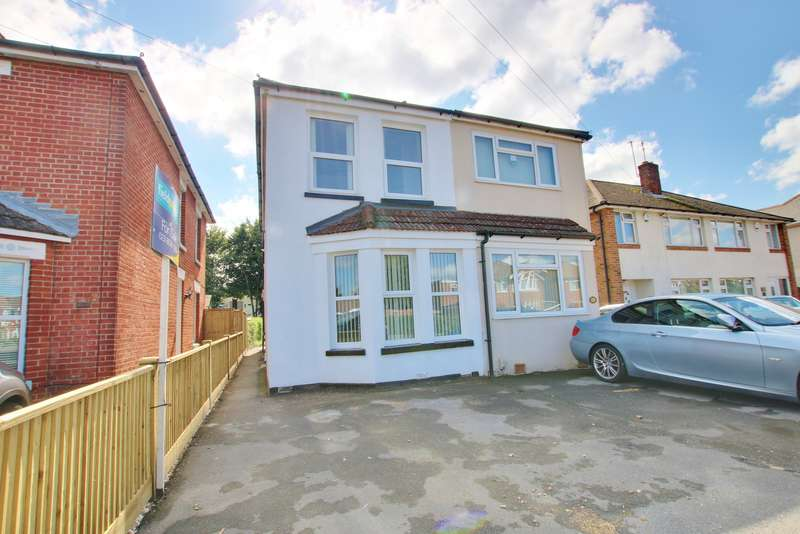 3 Bedrooms Semi Detached House for sale in Butts Road, Sholing