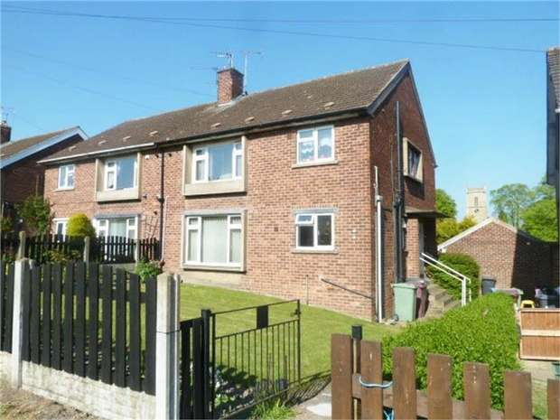 2 Bedrooms Flat for sale in New Road, Barlborough, Chesterfield, Derbyshire