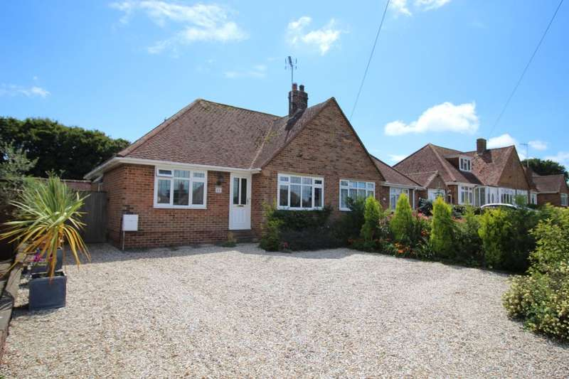 2 Bedrooms Semi Detached Bungalow for sale in Brightling Road, Polegate, BN26