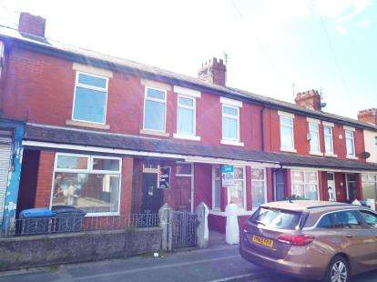 3 Bedrooms Terraced House for sale in Hawes Side Lane, Blackpool, Lancashire, FY4