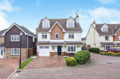 5 Bedrooms Detached House for sale in Billericay, Essex, Uk