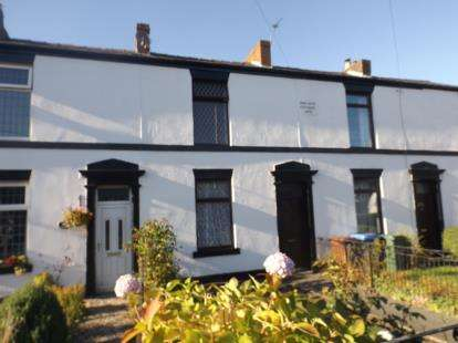 2 Bedrooms Terraced House for sale in Blackburn Road, Higher Wheelton, Chorley, Lancashire