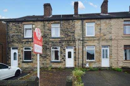 2 Bedrooms Terraced House for sale in Warren Lane, Chapeltown, Sheffield, South Yorkshire