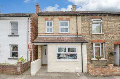 4 Bedrooms End Of Terrace House for sale in Bower Street, Bedford, Bedfordshire