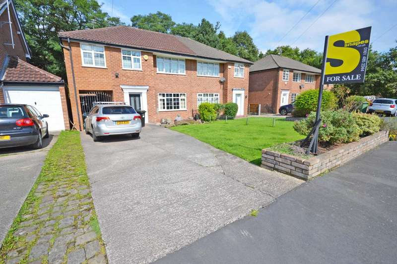 4 Bedrooms Semi Detached House for sale in Blenheim Road, Cheadle Hulme
