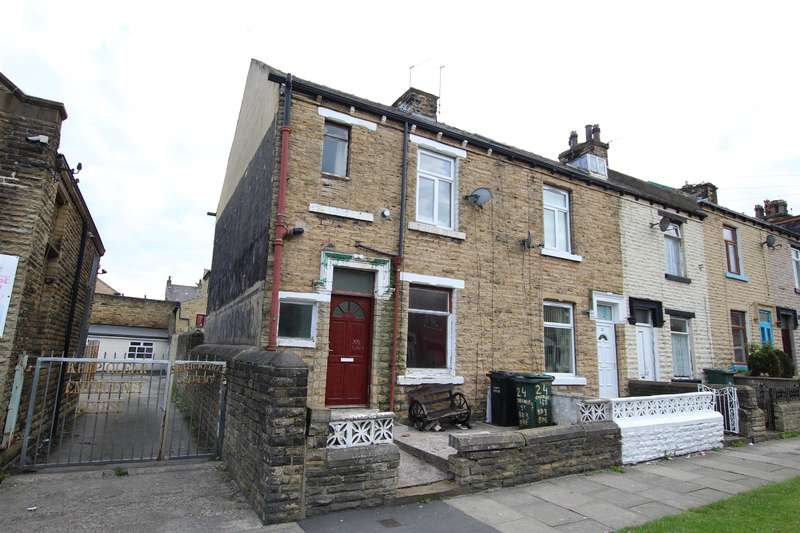 2 Bedrooms Terraced House for sale in Carrington Street, Bradford, BD3 8AE