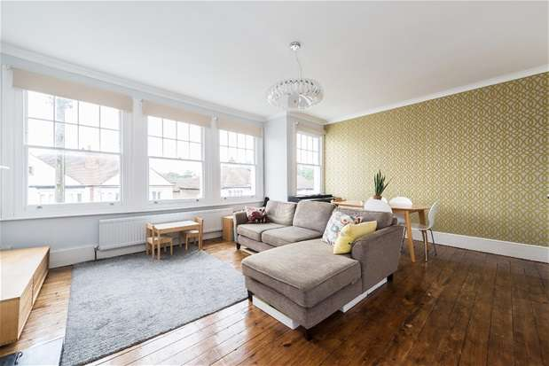 2 Bedrooms Flat for sale in Collingtree Road, Sydenham