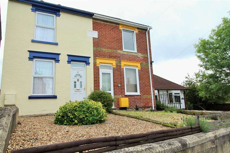 3 Bedrooms Semi Detached House for sale in Bourne Road, New Town, Colchester