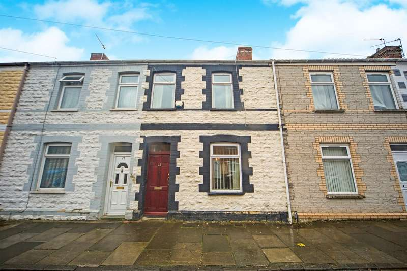 2 Bedrooms Terraced House for sale in Daniel Street, Barry